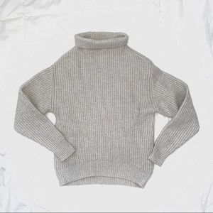 Grey Wilfred Sweater